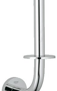 Grohe Essentials Reserve Toiletrulleholder krom 776555104