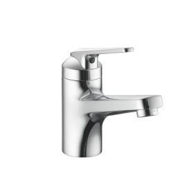 KWC Domo Håndvaskarmatur U/Bundventil Krom 12061052000