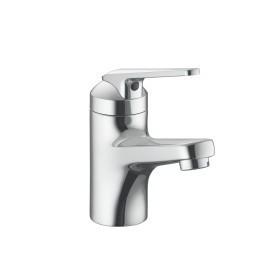 KWC Domo Håndvaskarmatur U/Bundventil Krom 12061051000