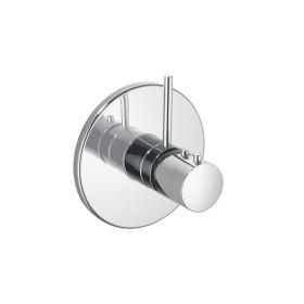 KWC Bruserarmatur M/Termostat Indbyg Krom 21064480000