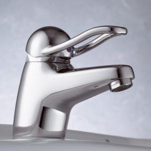 FM MATTSSON håndvaskbatteri u/Bundventil, Krom 701577204