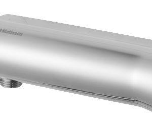 "FM Mattsson 9000E Brusebatteri, m/Termostat, Krom (1/2"" afgang nedad) 722852204"