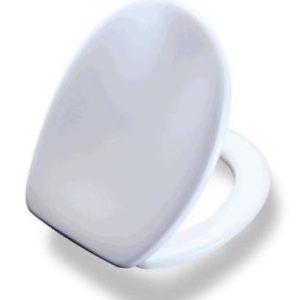 Pressalit T2 Toiletsæde, Hvid 615039000