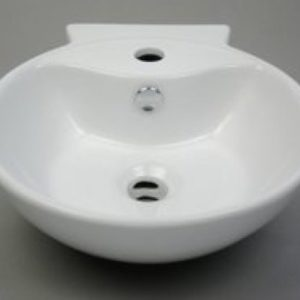 Avanti vask Hvid 40 x 42,5 cm. 634230000