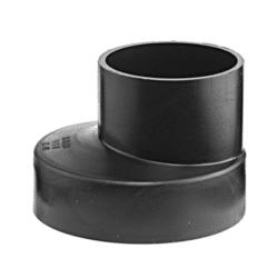 Køb Akatherm Ø110/56 mm Peh Excentrisk Reduktion | 184093700