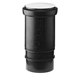 Køb Akatherm Ø110 mm Peh Ekspansionsmuf T/El Muffe | 184102710