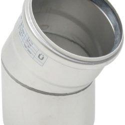 Køb Blucher Metal bøjning 30° 110 mm rustfri | 160207110