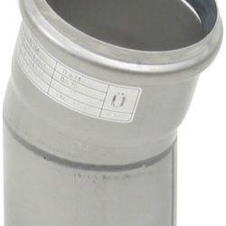Køb Blucher Metal bøjning 15° 75 mm rustfri/syrefast | 160209375