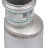 Køb Blucher Metal reduktion 75/50 mm excentrisk rustfri | 160261073