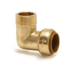 Køb Bøjning Tectite muffe/nippel 15 mm X 1/2 | 047122015