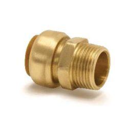 Køb Overgang Tectite muffe/nippel 22 mm X 3/4