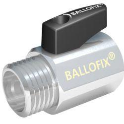 Køb Ballofix med håndtag muffe/nippel 3/8 | 743522303