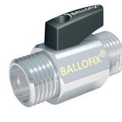 Køb Ballofix med håndtag nippel/nippel 1/2 | 743572304