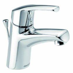 Køb Damixa Rowan håndvaskbatteri med bundventil krom | 702292604
