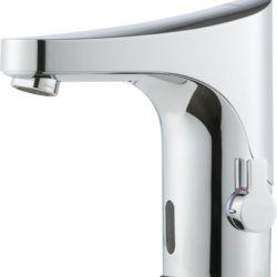Køb FM Mattsson 9000E Tronic berøringsfrit håndvask armatur med temperaturgreb