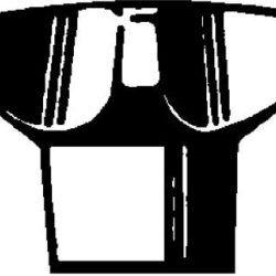 Køb FM Mattsson greb til armatur kold oliven | 745035227