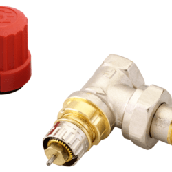 Køb Danfoss RA-N 10 ventilhus vinkelløbende 3/8 | 403203003