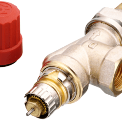 Køb Danfoss RA-N 10 UK ventilhus omvendt vinkelløb 3/8 | 403205003