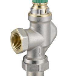 Køb Danfoss RA DV 15 UK ventilhus omvendt vinkel | 403284304