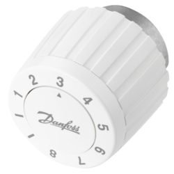 Køb Danfoss FJVR følerelement hvid 10-80 | 403521000