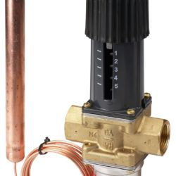 """Køb Danfoss AVTB 25 termostatisk ventil 1"""" 30-100 003N8143"""