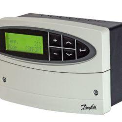 Køb Danfoss ECL Comfort 110 regulator 230V med timer