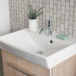 Køb Dansani Capella vask 52 cm | 780927110