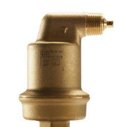 Køb Automatisk luftudlader Spirotop 1/2 | 447111004