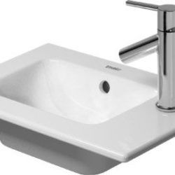 Køb Duravit ME by Starck møbelhåndvask med Wondergliss | 635415200