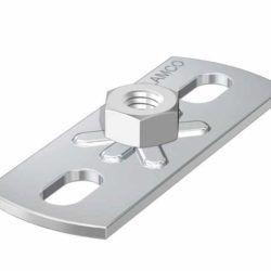 Køb Montageflange GP M10 80X30 mm | 018592210