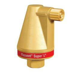 Køb Luftudlader Flexvent super muffe 1/2 | 447781004