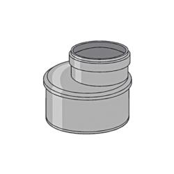 Køb Friaphon Ø110 mm X 52 mm Reduktion | 183193189