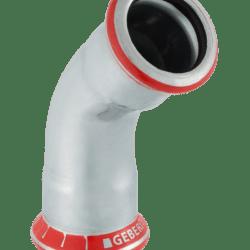 Køb Mapress bøjning FZ 45° 18 mm M/M | 034212018