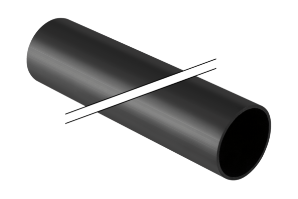 Køb Afløbsrør geberit peh 50X5000 mm | 184011250