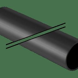 Køb Afløbsrør geberit peh 75X5000 mm | 184011275