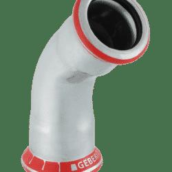 Køb Mapress bøjning FZ 45° 18 mm M/M | 34212018