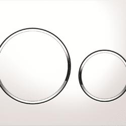 Køb Betjeningsplade Geberit Sigma 20 hvid | 617080150