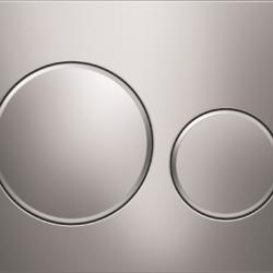 Køb Betjeningsplade Geberit Sigma 20 krom matkrom krom | 617080154