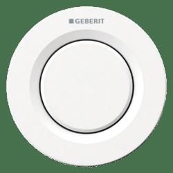 Køb Geberit fingertryk Omega 01 1-skyl Hvid | 617097000