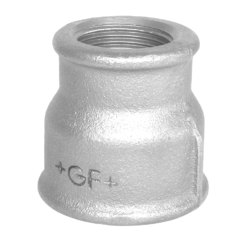 Køb Formmuffe galvaniseret reduktion 3/8X1/4 | 000240422