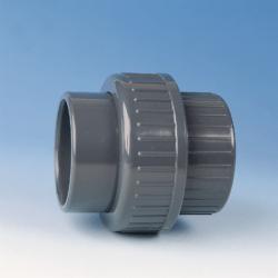 Køb Union pvcmuffe/muffe 63 mm PN16