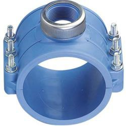 Køb Anboringsbøjle PP rustfri bolt 63 mm X 1 | 063419060