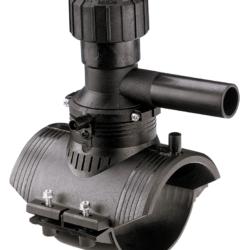 Køb +GF+ ELGEF Plus el anboringsbøjle 75 x 32 mm PN16 PE100-SDR11 | 077601076