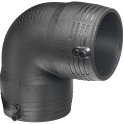 Køb +GF+ ELGEF Plus el vinkel 90° 160 mm PN16 PE100-SDR11 | 078306161