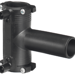 Køb +GF+ ELGEF Plus el tee 50 mm PN16 PE100-SDR11