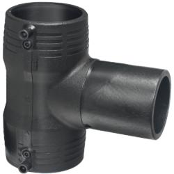 Køb +GF+ ELGEF Plus el tee 75 mm PN16 PE100-SDR11 | 078312076
