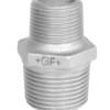 Køb Brystnippel galvaniseret reduktion 1X1/2 | 245442