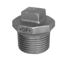 Køb Prop sort med rand 1/2 | 290104