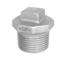 Køb Prop galvaniseret  med rand 1/8 | 290401