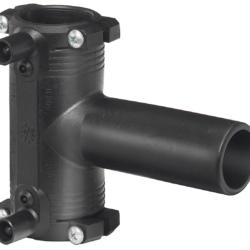 Køb +GF+ ELGEF Plus el tee 63 mm PN16 PE100-SDR11 | 78312064